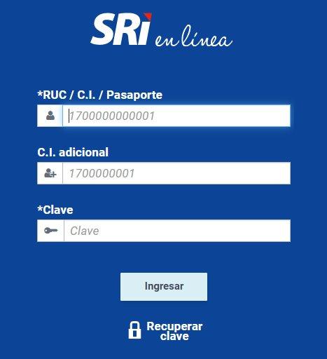 Introducir los datos para hacer el registro en la web oficial